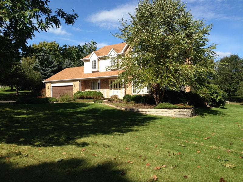 Real Estate Photography - 37W786 McKee St, Batavia, IL, 60510 - Front View