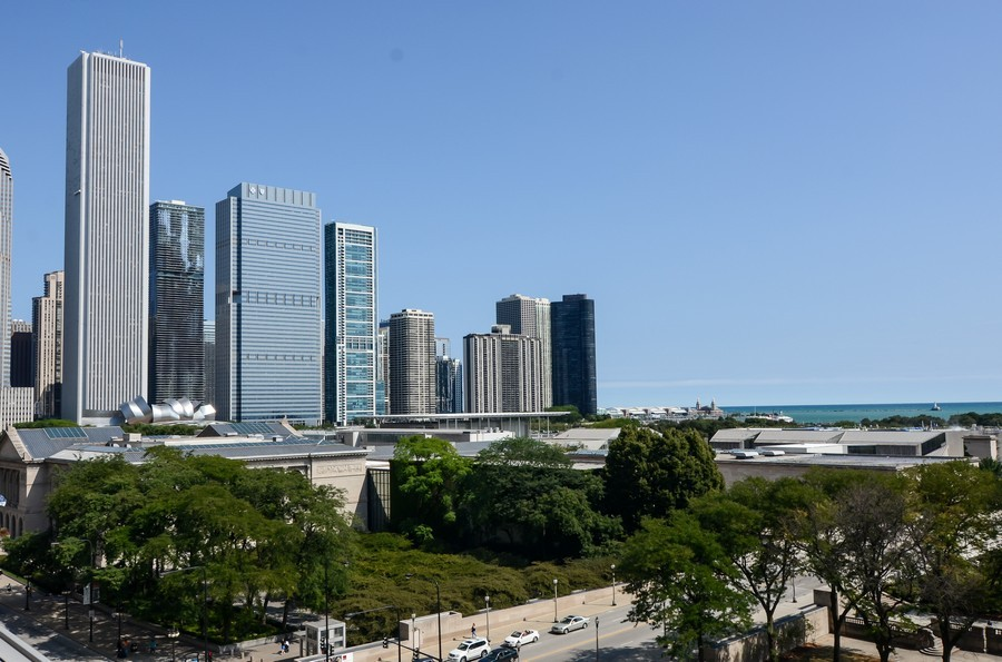 Real Estate Photography - 318 S Michigan Ave, Unit 300, Chicago, IL, 60604 - View