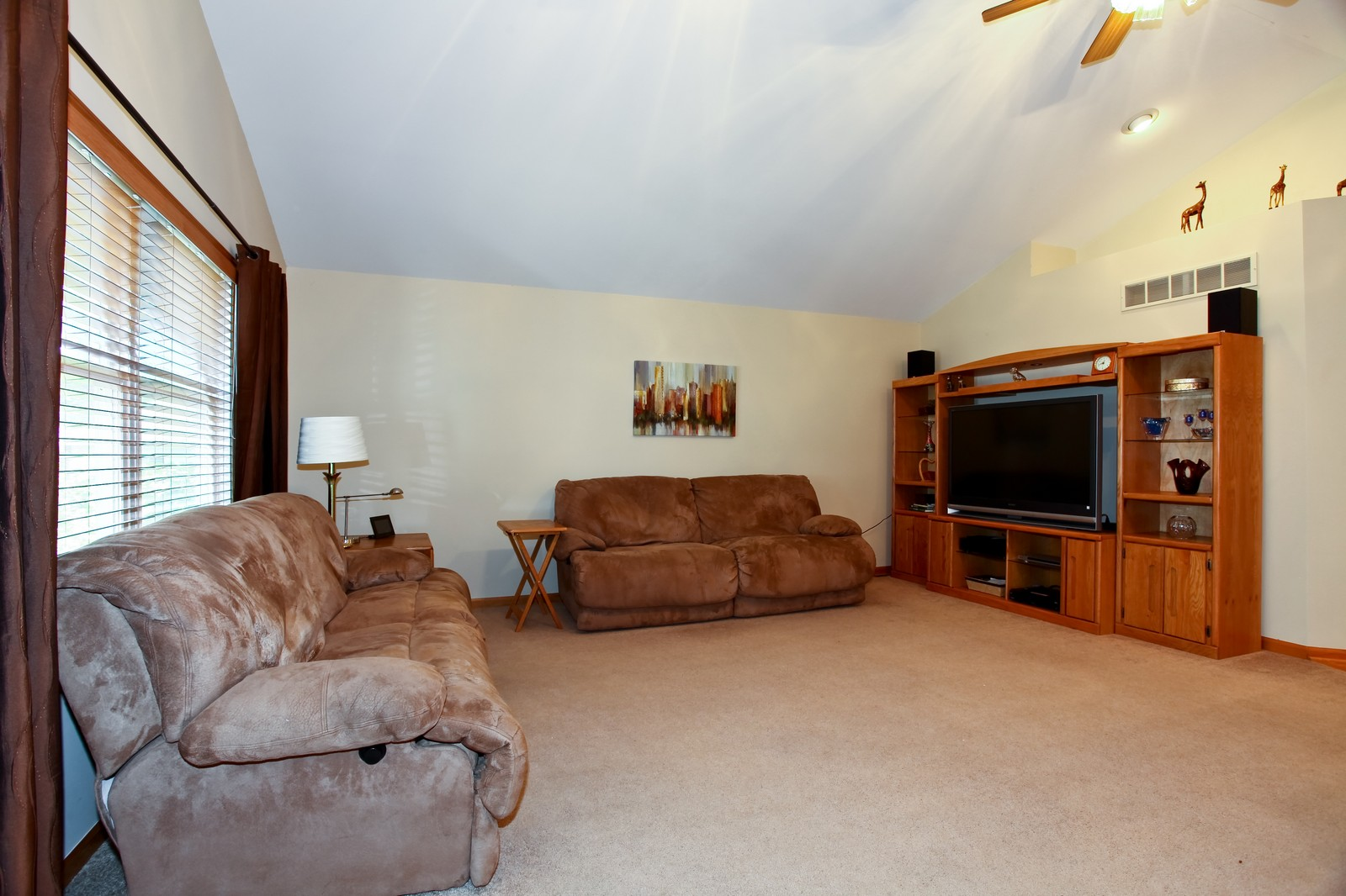 Real Estate Photography - 307 S East St, Earlville, IL, 60518 - Great Room