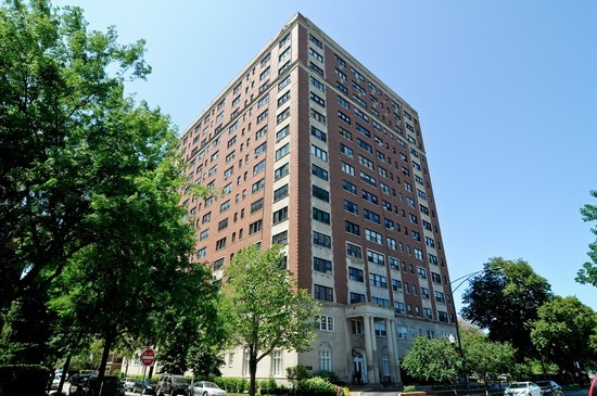 Front View photograph of 4300 N Marine Dr Unit 701 Chicago Illinois 60613