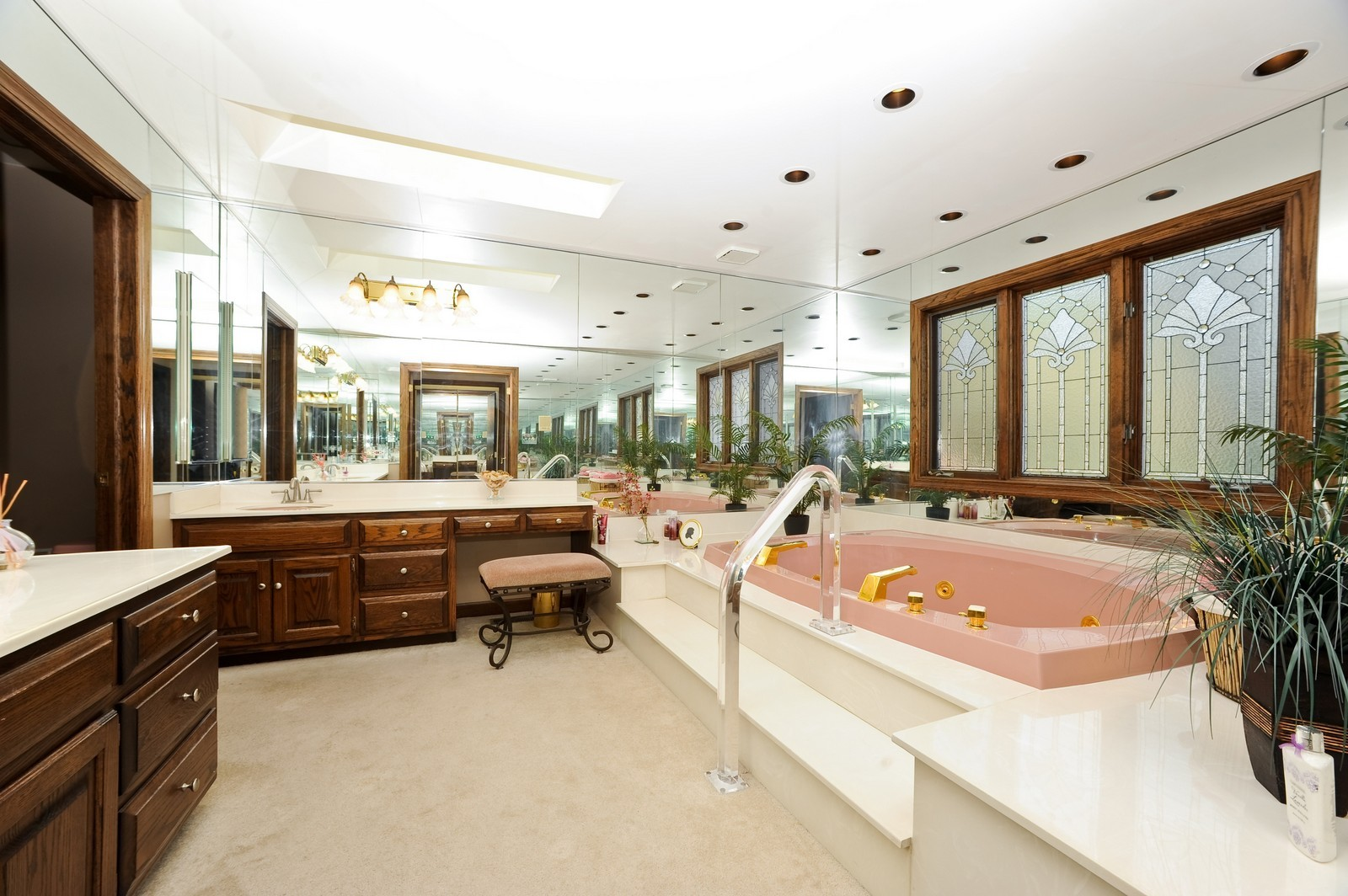 Real Estate Photography - 513 Claire Lane, Prospect Heights, IL, 60070 - Master Bathroom