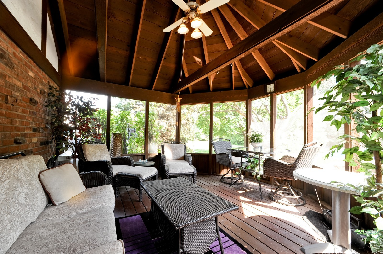 Real Estate Photography - 513 Claire Lane, Prospect Heights, IL, 60070 - Porch