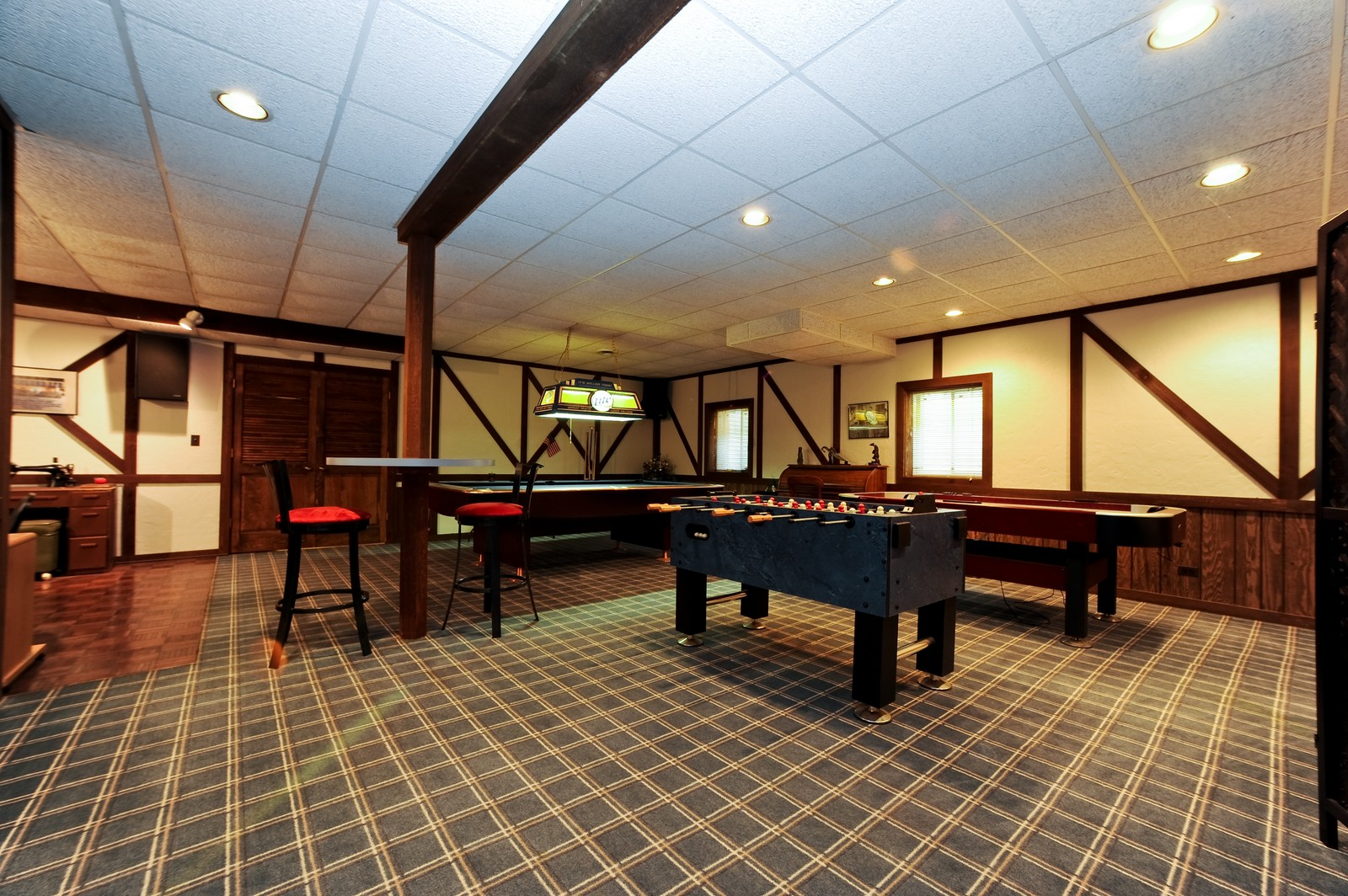Real Estate Photography - 513 Claire Lane, Prospect Heights, IL, 60070 - Play / Recreational Room