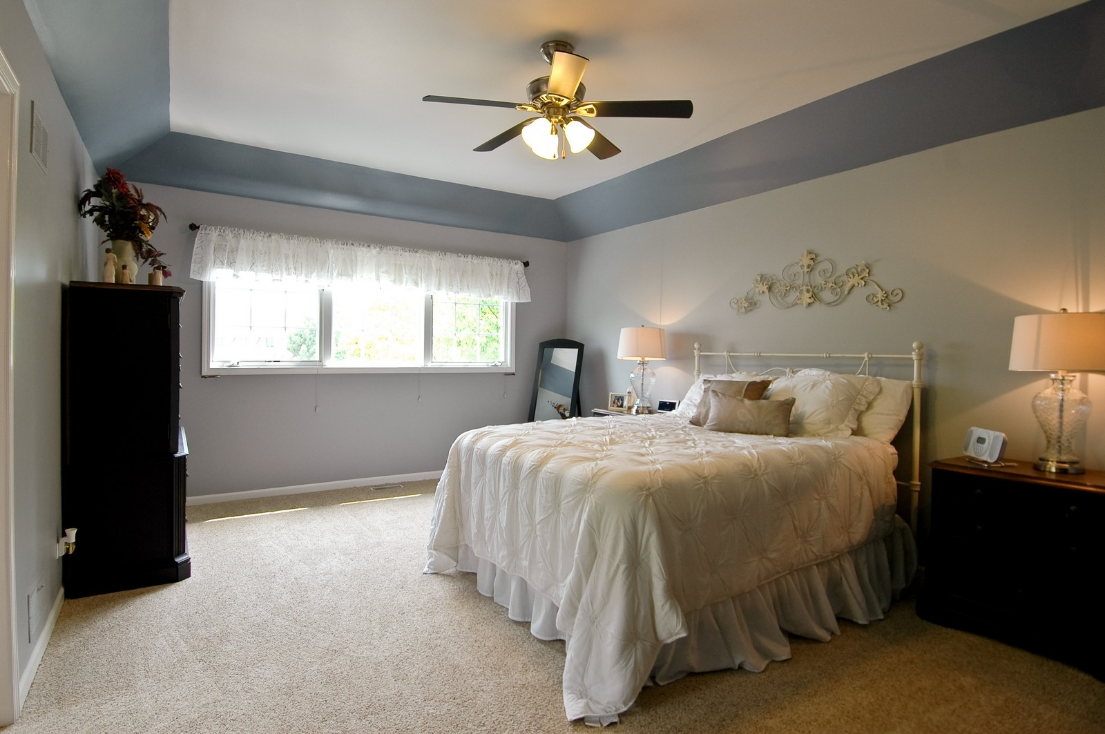Real Estate Photography - 721 Goldenrod Ct, Crystal Lake, IL, 60014 - Master Bedroom