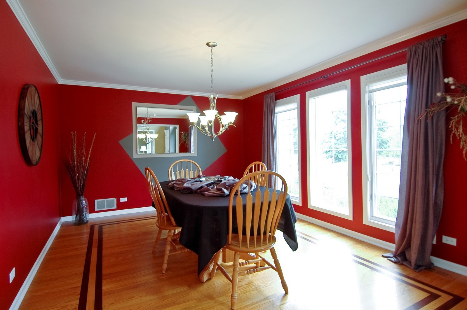 Real Estate Photography - 721 Goldenrod Ct, Crystal Lake, IL, 60014 - Dining Room