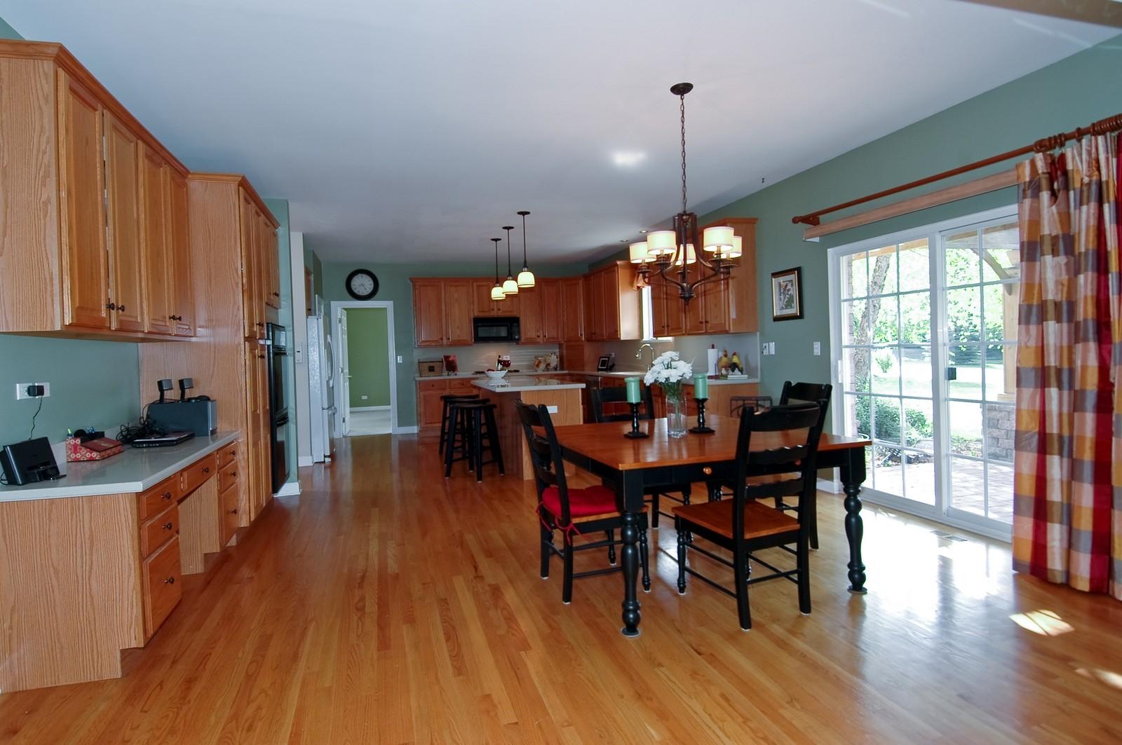 Real Estate Photography - 4215 Alex, Crystal Lake, IL, 60014 - Kitchen