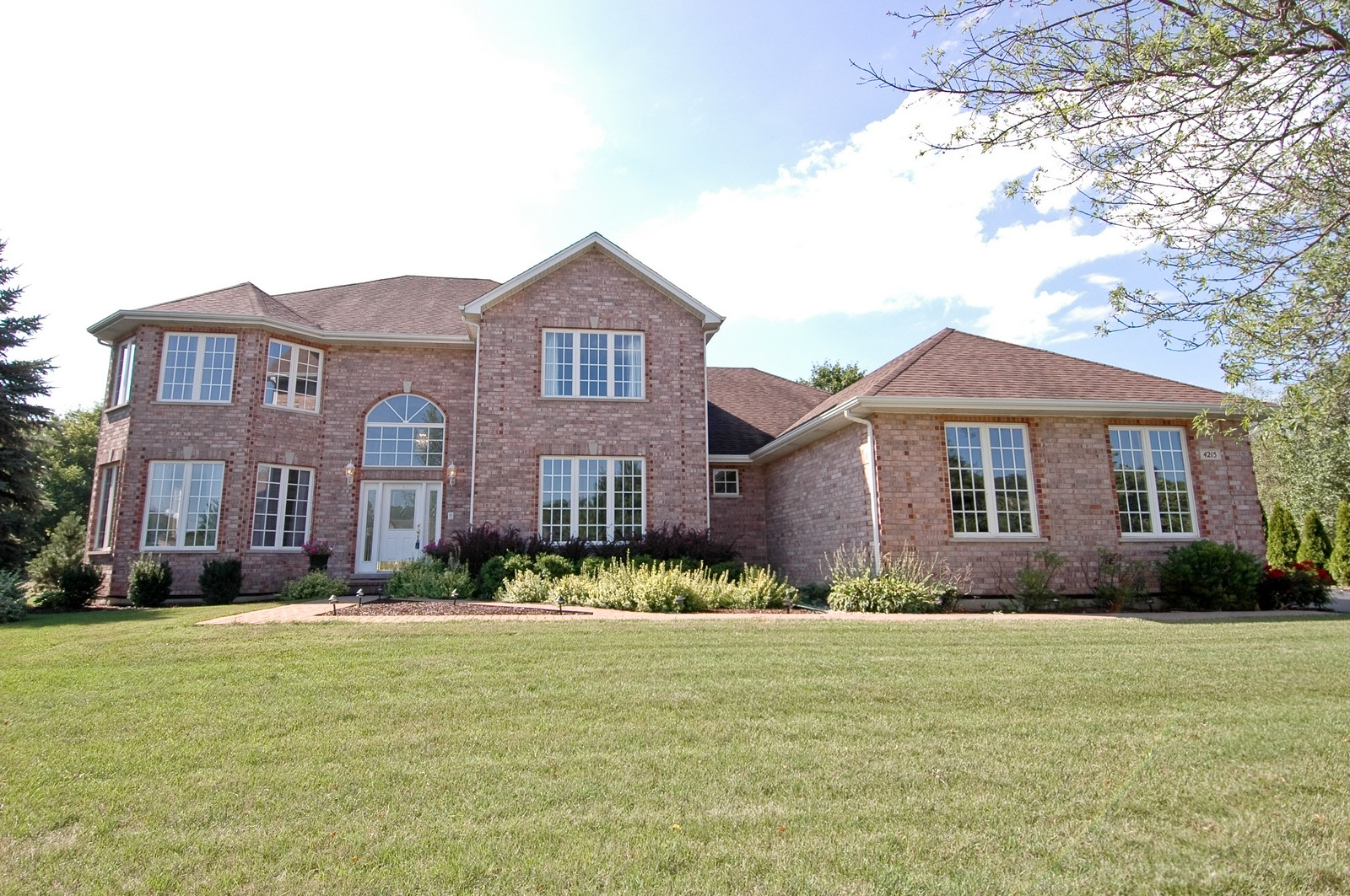 Real Estate Photography - 4215 Alex, Crystal Lake, IL, 60014 - Front View