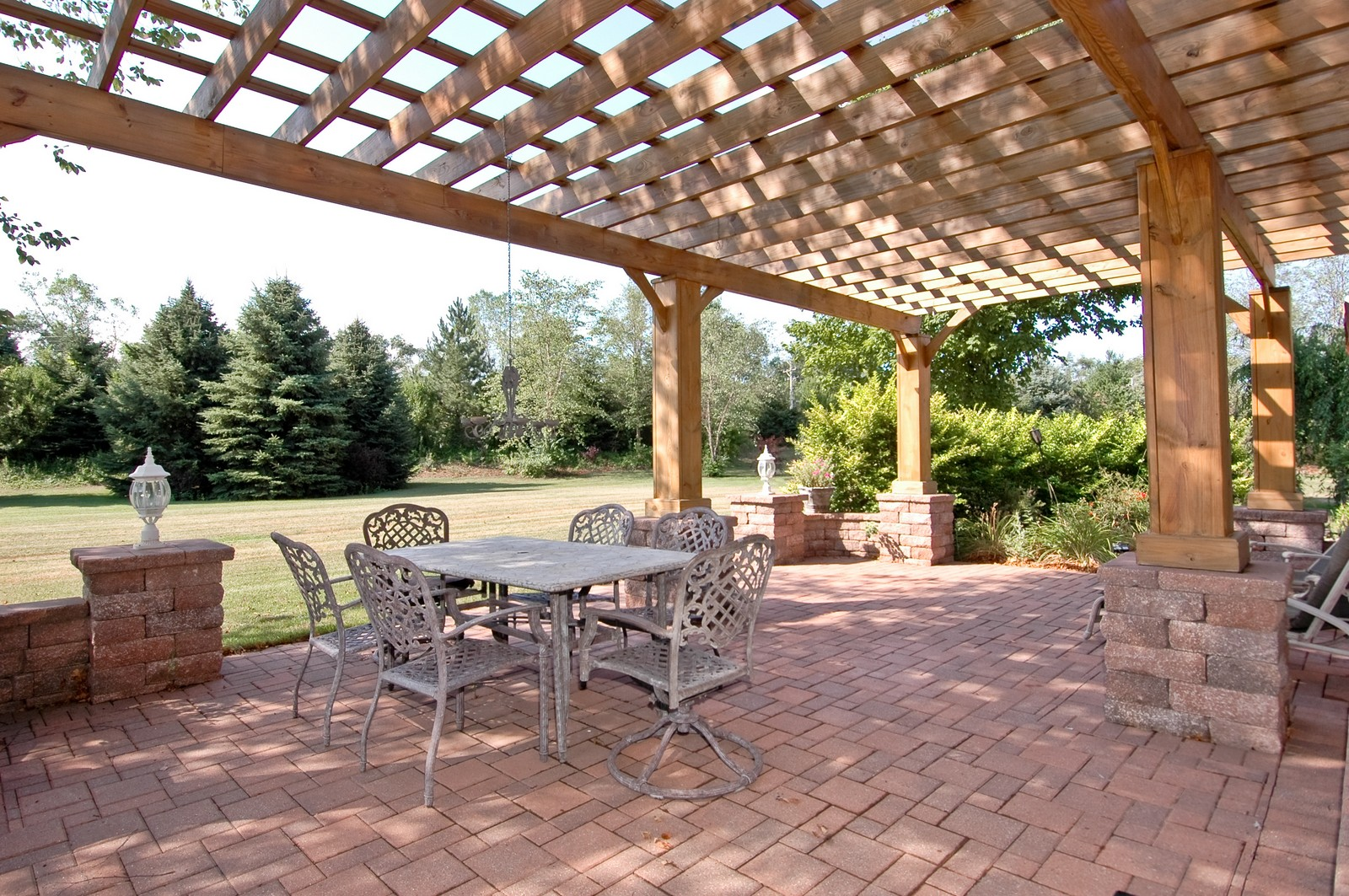 Real Estate Photography - 4215 Alex, Crystal Lake, IL, 60014 - Patio