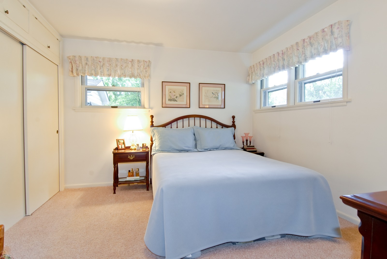 Real Estate Photography - 525 S McKinley St, St Charles, IL, 60174 - Master Bedroom
