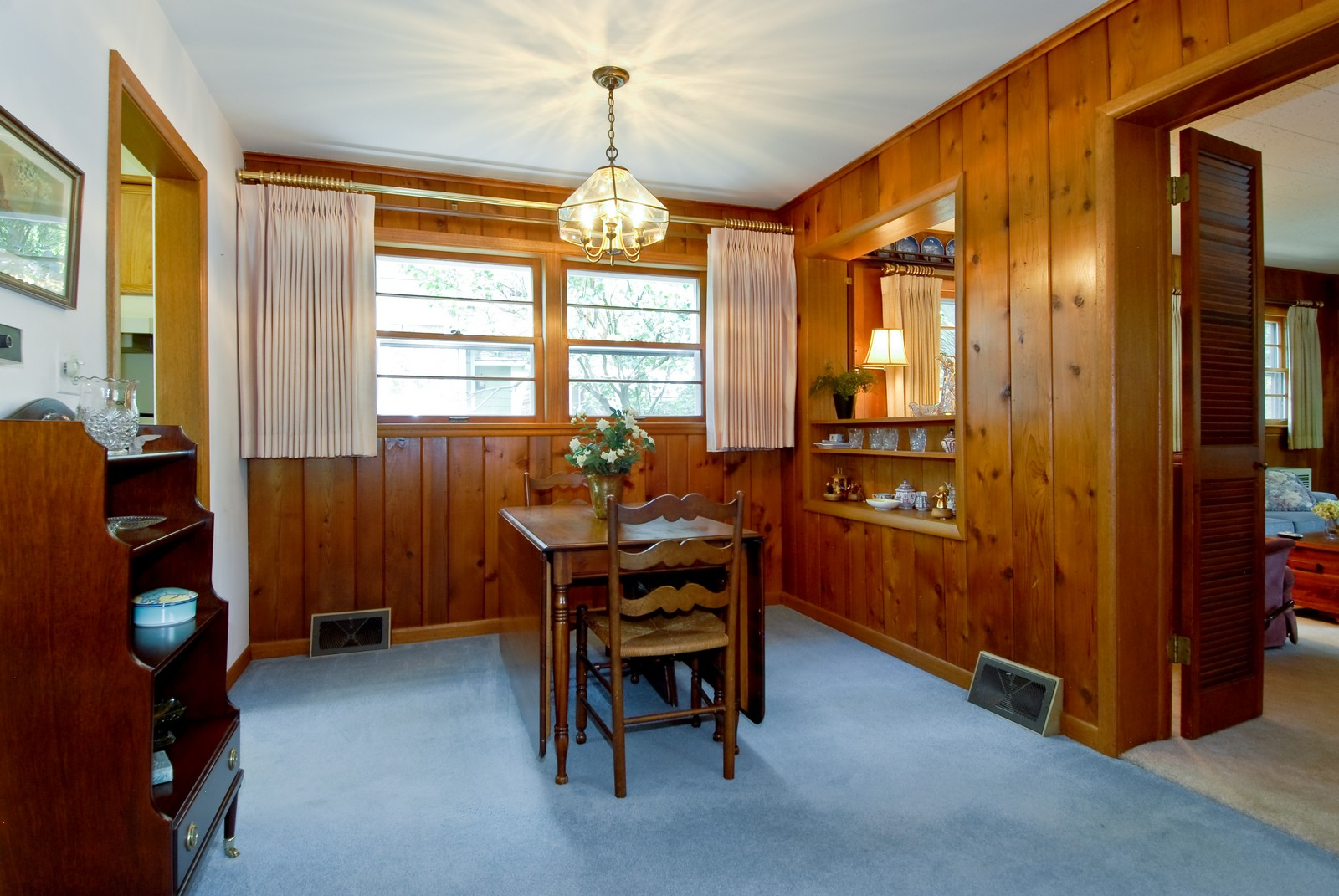 Real Estate Photography - 525 S McKinley St, St Charles, IL, 60174 - Dining Room