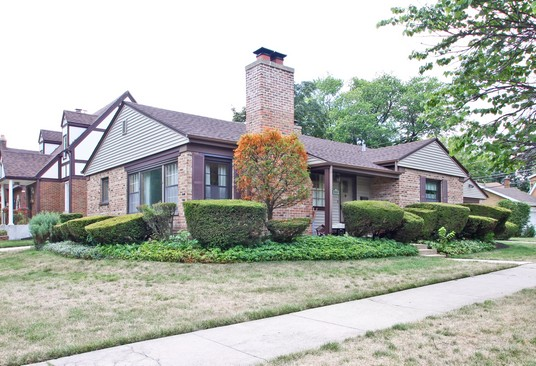 Front View photograph of 234 N East Ave Park Ridge Illinois 60068