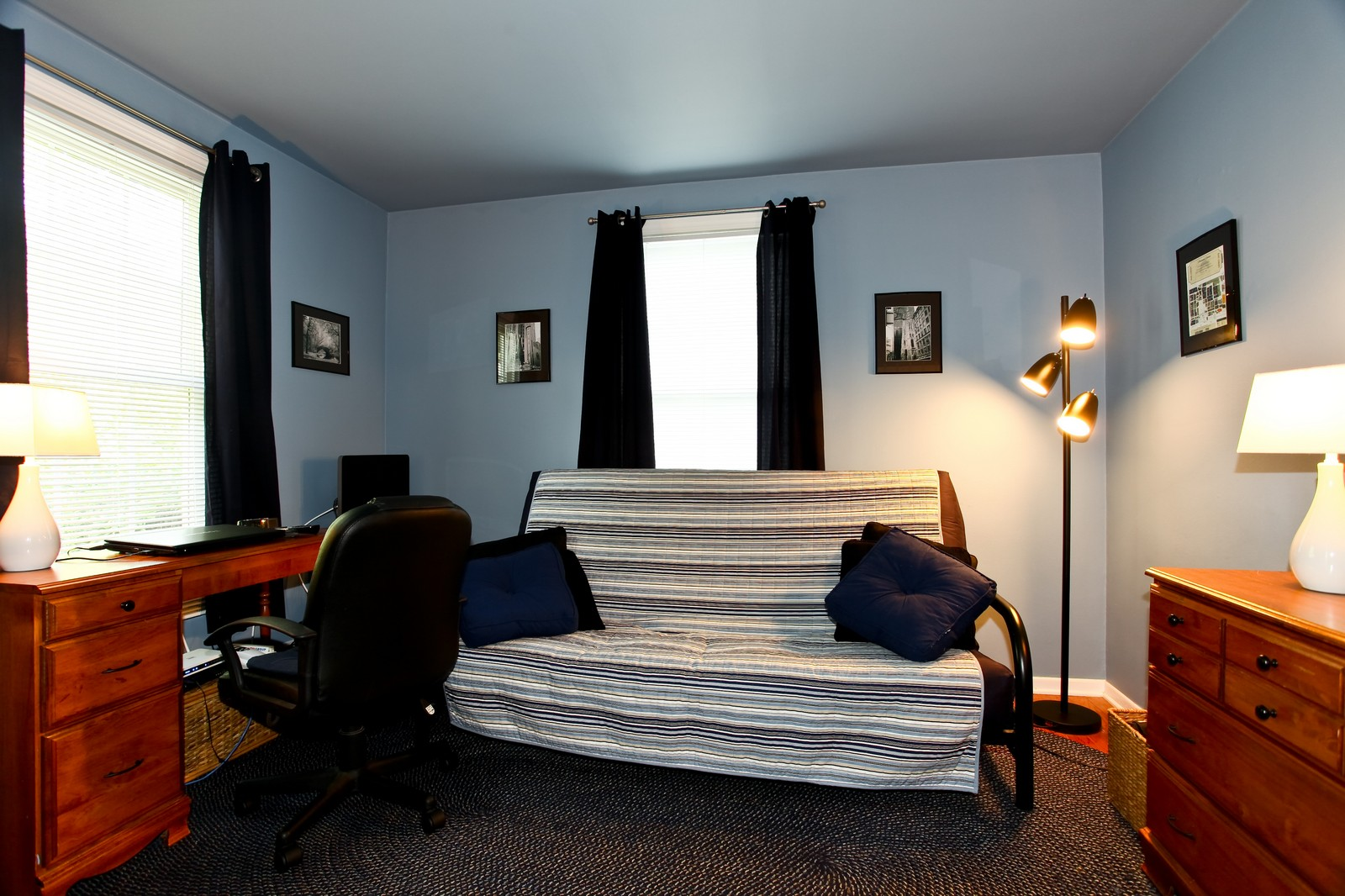 Real Estate Photography - 1427 S 4th St, Saint Charles, IL, 60174 - Bedroom