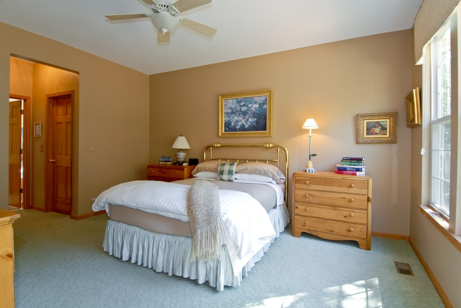 Real Estate Photography - 804 Viewpointe Dr, St Charles, IL, 60174 - Master Bedroom