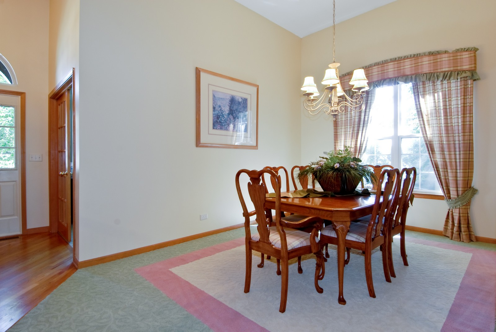 Real Estate Photography - 804 Viewpointe Dr, St Charles, IL, 60174 - Dining Room