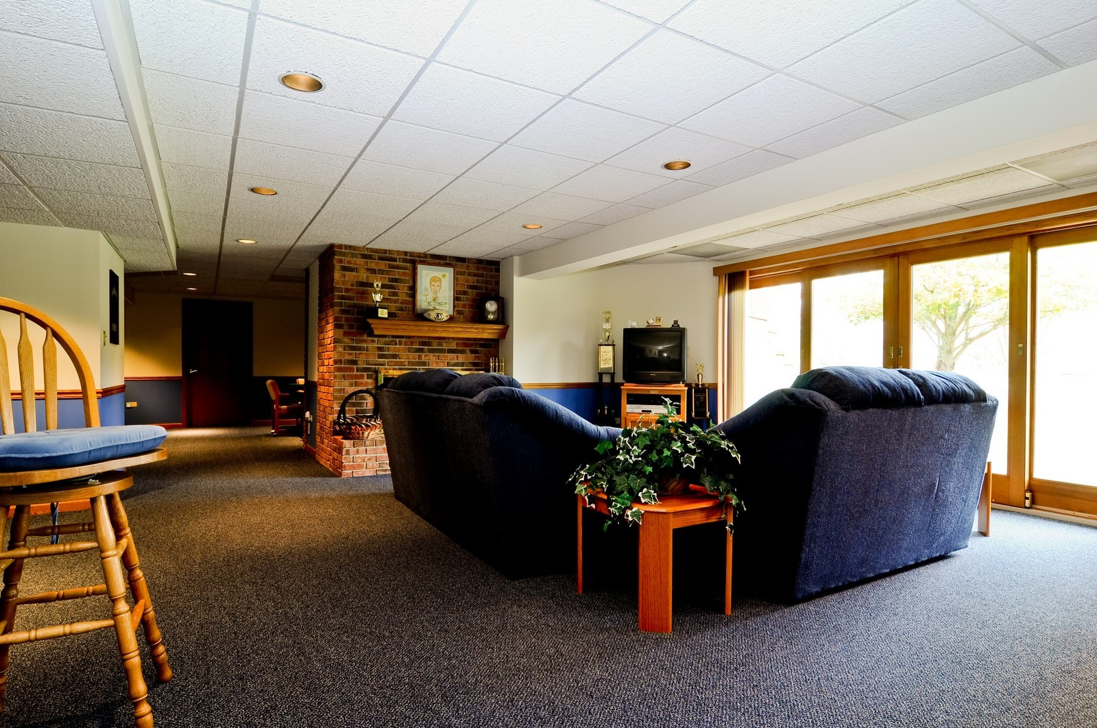 Real Estate Photography - 22988 W Thornhill Ct, Deer Park, IL, 60010 - Basement