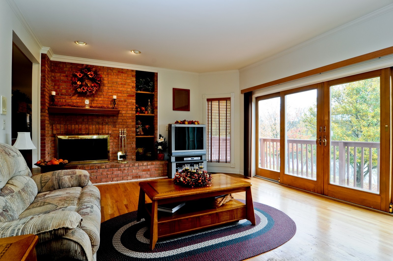 Real Estate Photography - 22988 W Thornhill Ct, Deer Park, IL, 60010 - Family Room