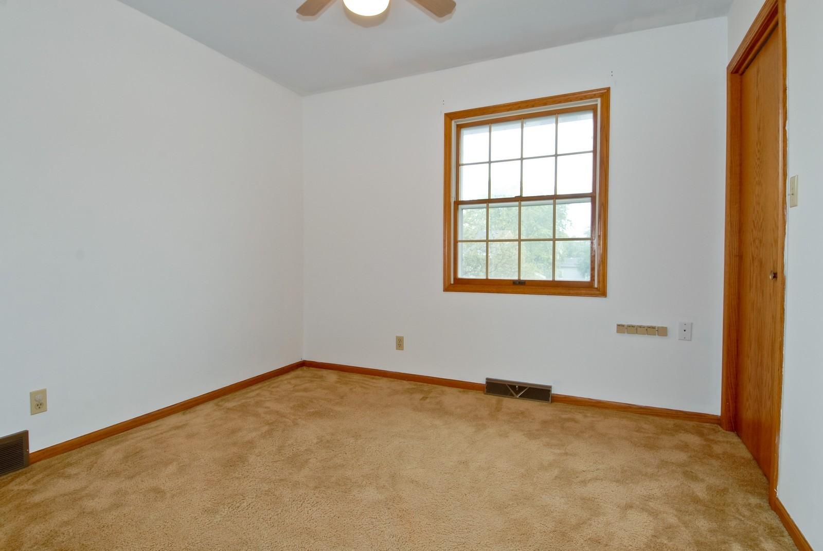 Real Estate Photography - 210 Pardridge Pl, Dekalb, IL, 60115 - 3rd Bedroom