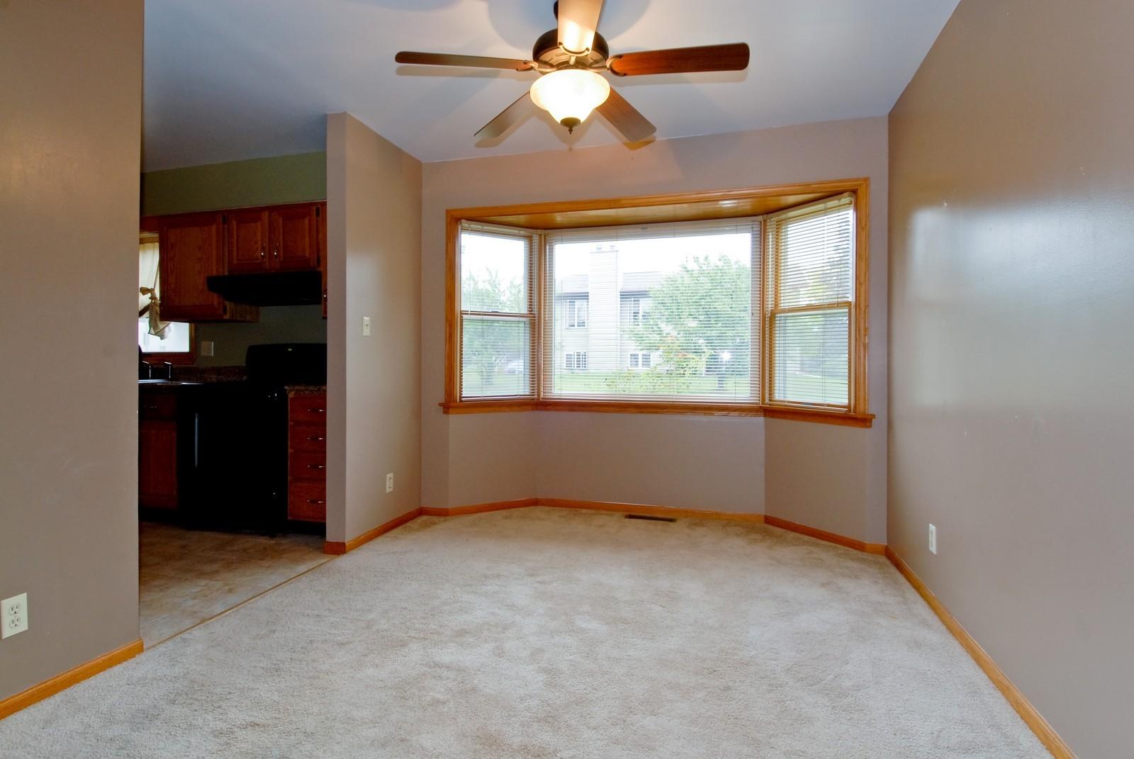 Real Estate Photography - 210 Pardridge Pl, Dekalb, IL, 60115 - Dining Room