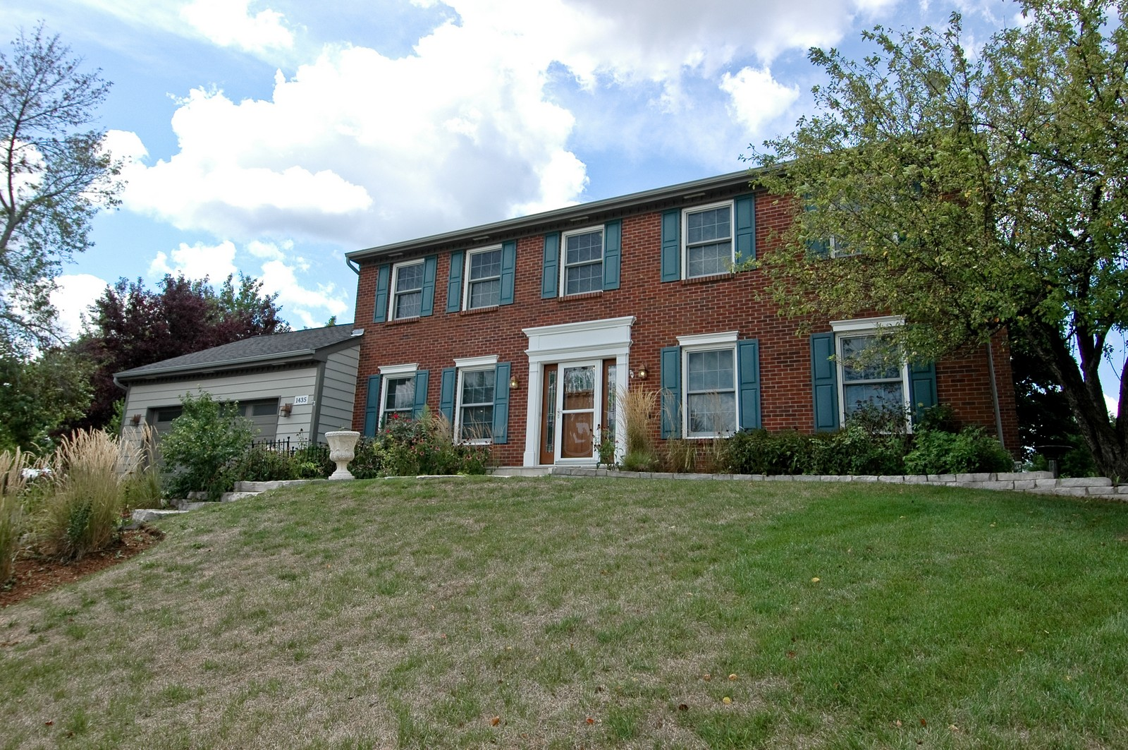 Real Estate Photography - 1435 Brandywine Cir, Algonquin, IL, 60102 - Front View