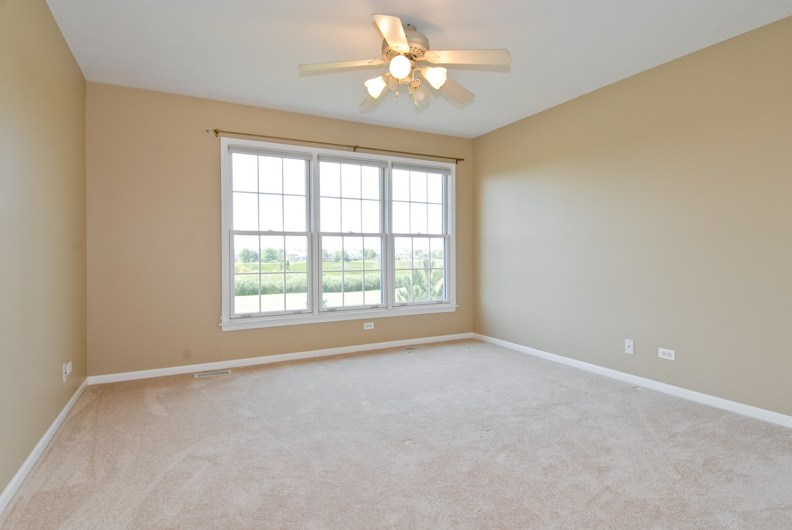 Real Estate Photography - 1264 Keim Ct, Geneva, IL, 60134 - 3rd Bedroom