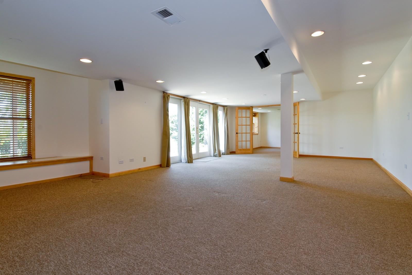 Real Estate Photography - 1264 Keim Ct, Geneva, IL, 60134 - Basement