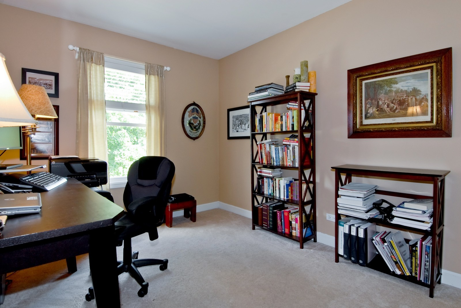 Real Estate Photography - 1027 Churchill Dr, Naperville, IL, 60563 - 3rd Bedroom