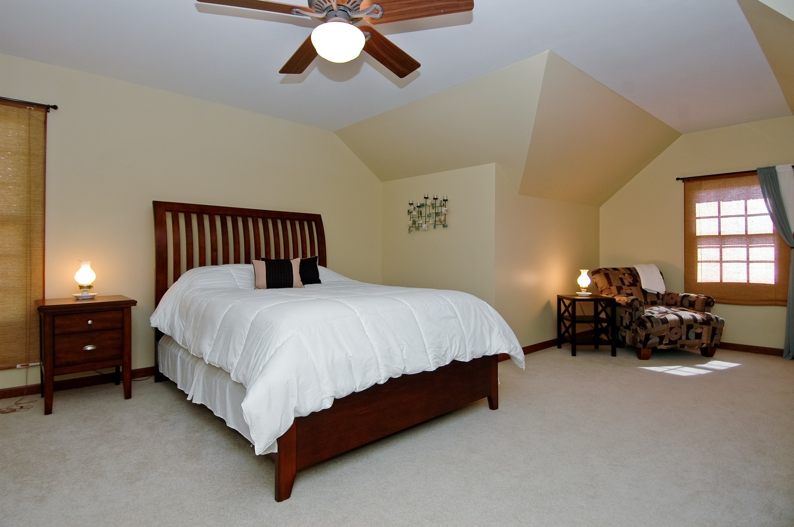 Real Estate Photography - 5N798 Route 25, St Charles, IL, 60174 - Bedroom
