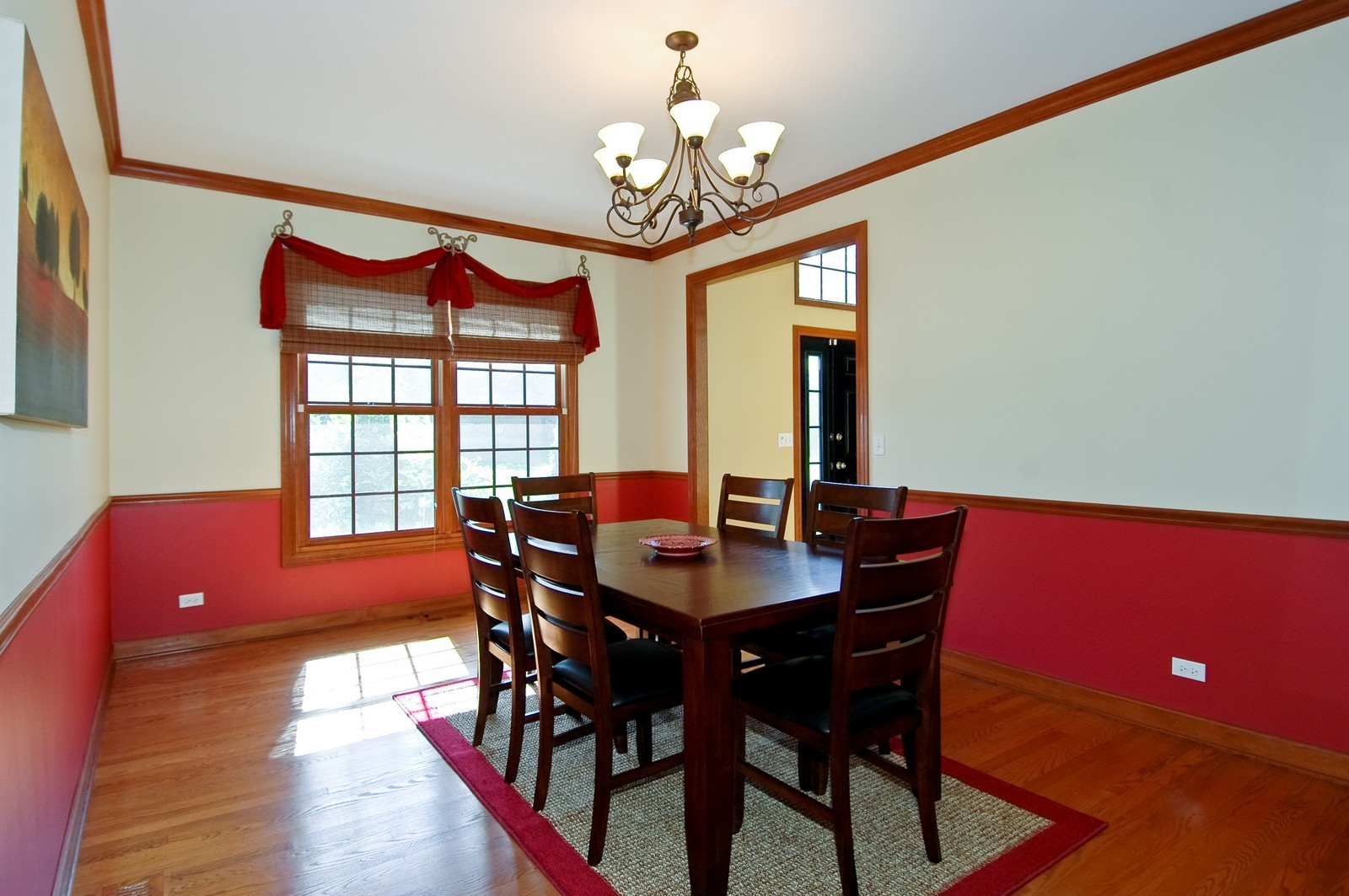 Real Estate Photography - 5N798 Route 25, St Charles, IL, 60174 - Dining Room