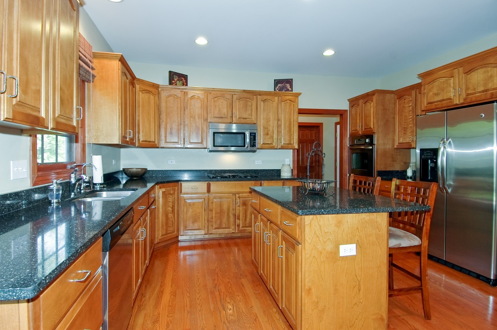 Real Estate Photography - 5N798 Route 25, St Charles, IL, 60174 - Kitchen