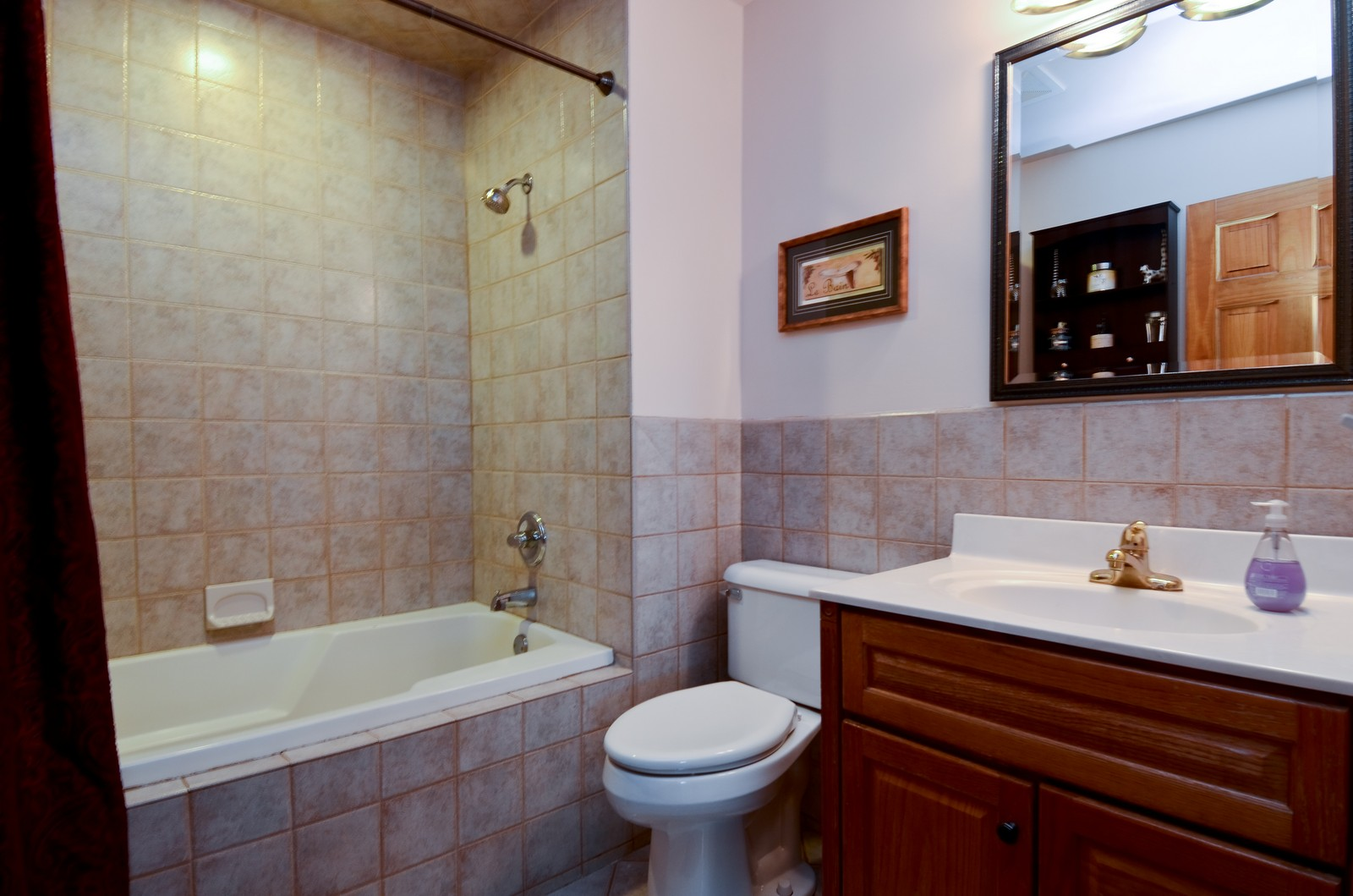 Real Estate Photography - 4N656 Klein Rd, West Chicago, IL, 60185 - Bathroom