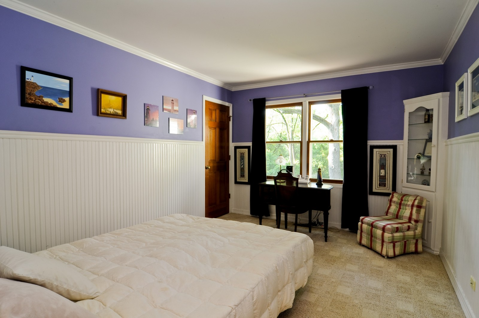Real Estate Photography - 1000 Plum Tree Rd, Fox River Grove, IL, 60021 - 3rd Bedroom