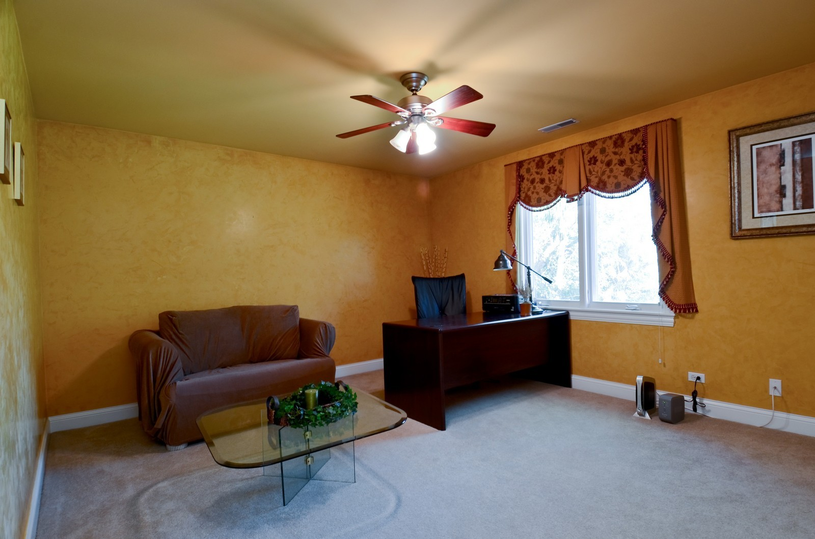 Real Estate Photography - 4343 Woodward Ave, Downers Grove, IL, 60515 - 2nd Bedroom