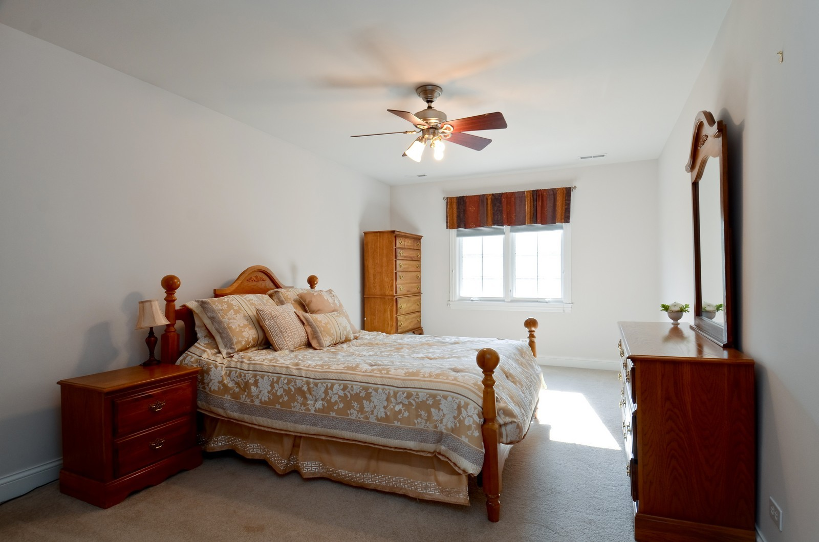 Real Estate Photography - 4343 Woodward Ave, Downers Grove, IL, 60515 - 3rd Bedroom