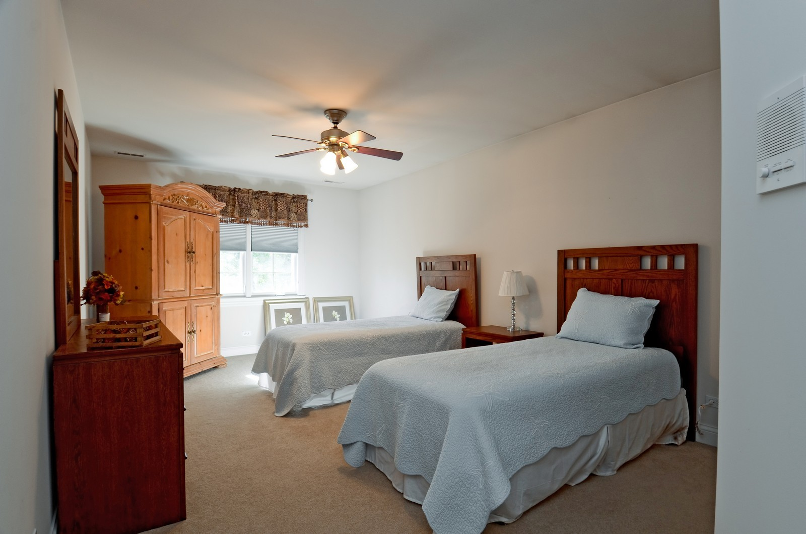 Real Estate Photography - 4343 Woodward Ave, Downers Grove, IL, 60515 - 4th Bedroom