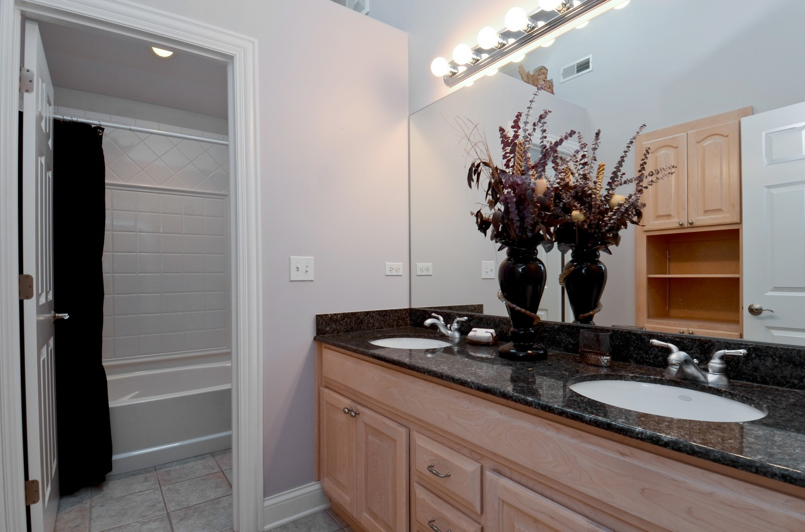 Real Estate Photography - 4343 Woodward Ave, Downers Grove, IL, 60515 - Bathroom
