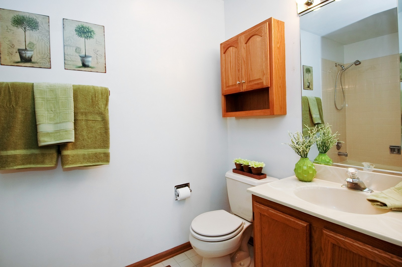 Real Estate Photography - 62 Crystal Ridge Dr, Crystal Lake, IL, 60012 - Bathroom