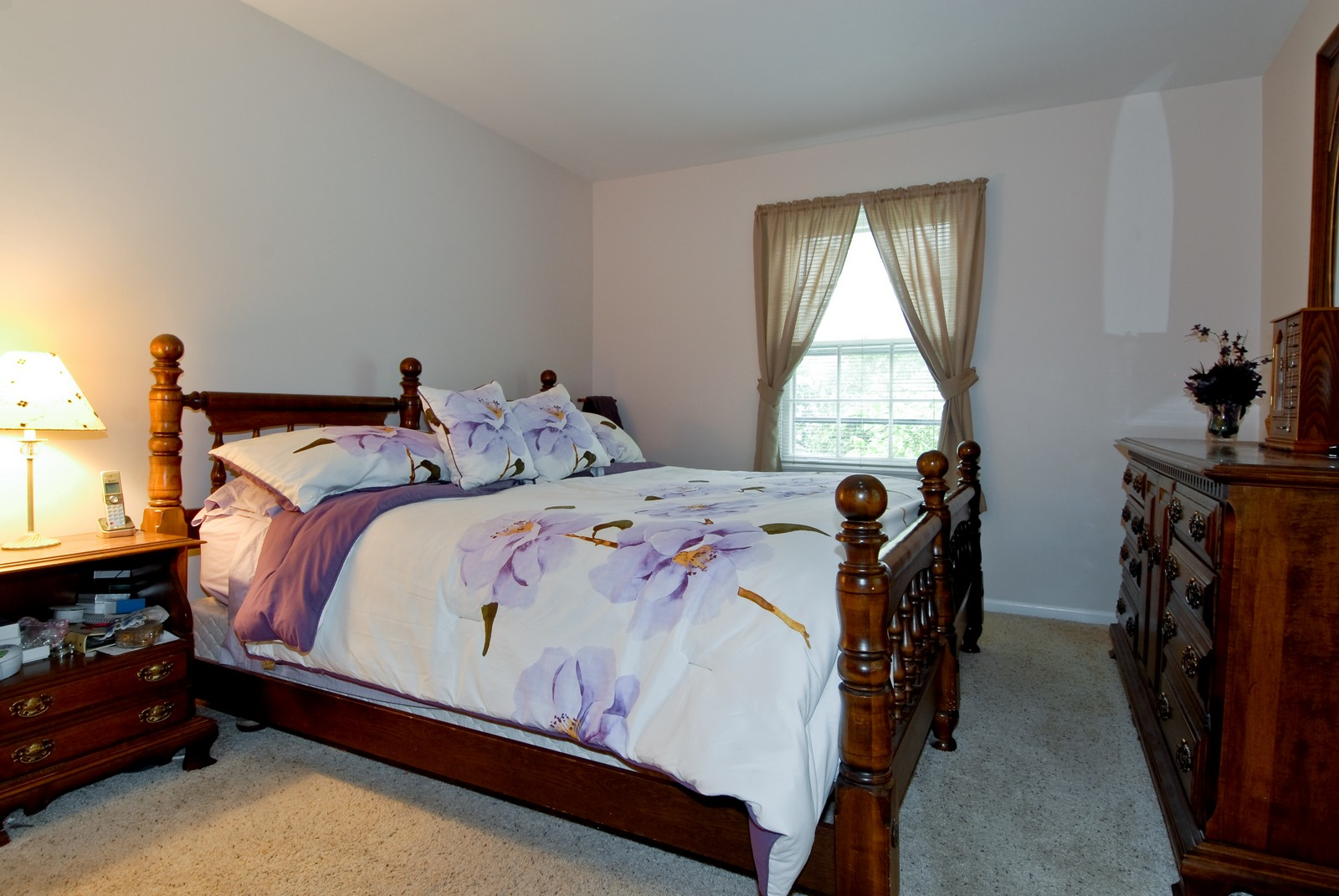 Real Estate Photography - 1157 Chillem Dr, Batavia, IL, 60510 - Master Bedroom