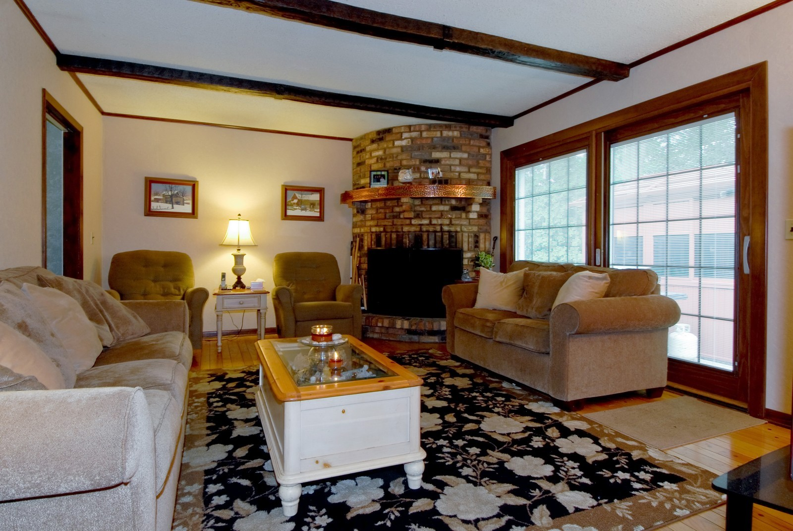 Real Estate Photography - 1157 Chillem Dr, Batavia, IL, 60510 - Family Room
