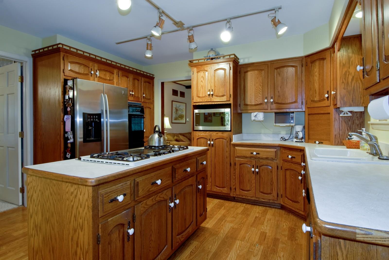 Real Estate Photography - 1157 Chillem Dr, Batavia, IL, 60510 - Kitchen
