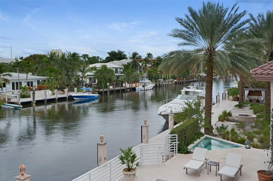 Real Estate Photography - 600 Isle of Palms Dr, Fort Lauderdale, FL, 33301 - View