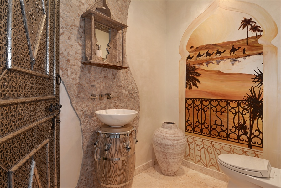 Real Estate Photography - 600 Isle of Palms Dr, Fort Lauderdale, FL, 33301 - Bathroom