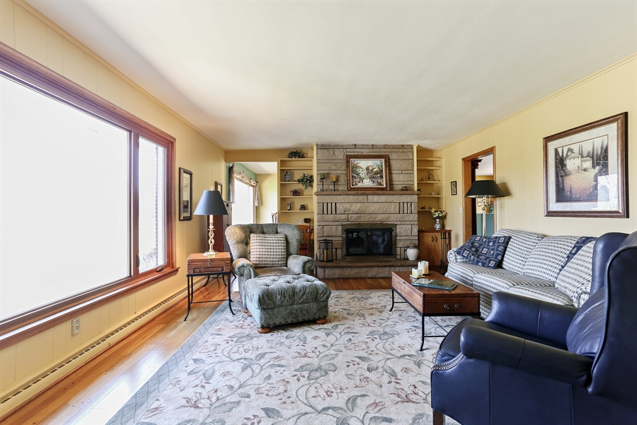 Real Estate Photography - 13 Clark Dr., Laporte, IN, 46350 - Living Room