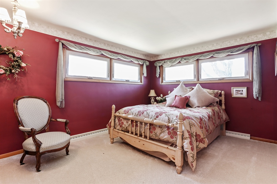 Real Estate Photography - 13 Clark Dr., Laporte, IN, 46350 - Master Bedroom