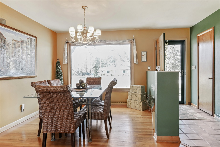 Real Estate Photography - 13 Clark Dr., Laporte, IN, 46350 - Dining Room