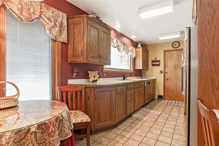 Real Estate Photography - 13 Clark Dr., Laporte, IN, 46350 - Kitchen