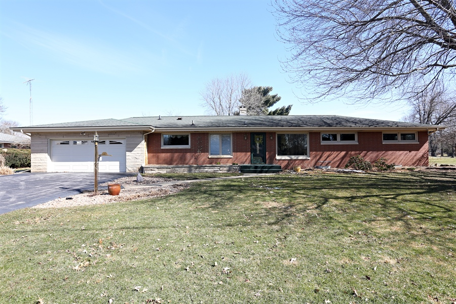 Real Estate Photography - 13 Clark Dr., Laporte, IN, 46350 - Front View
