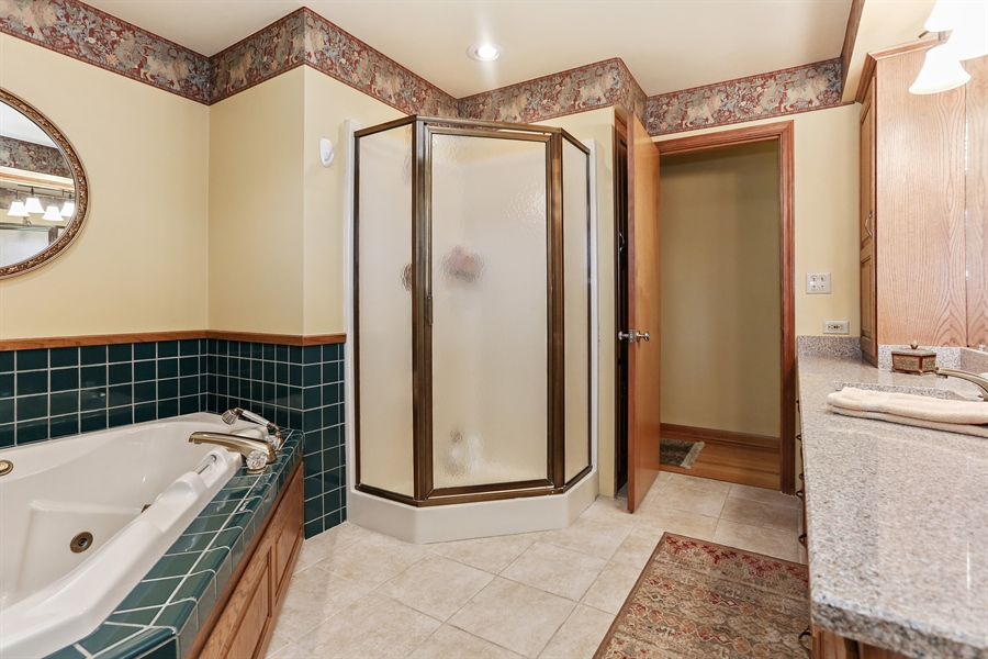 Real Estate Photography - 13 Clark Dr., Laporte, IN, 46350 - Bathroom