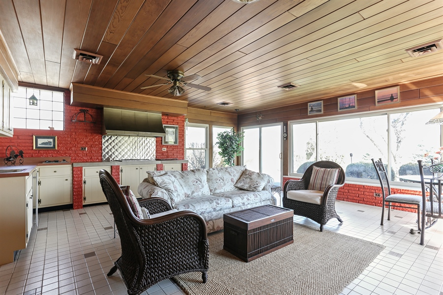 Real Estate Photography - 13 Clark Dr., Laporte, IN, 46350 - Sun Room