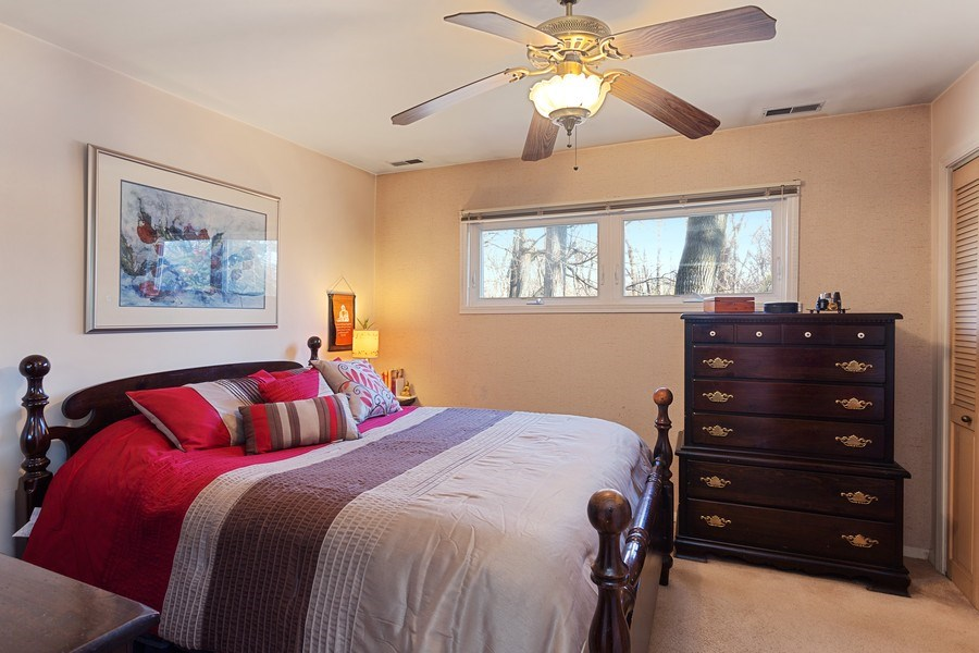 Real Estate Photography - 222 Groveland Trail, Michigan City, IN, 46360 - Master Bedroom