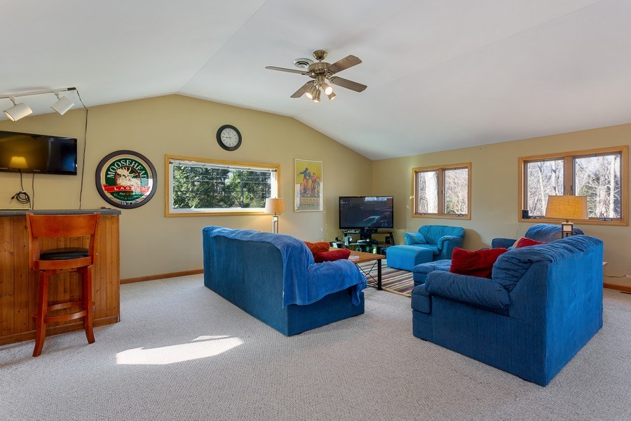 Real Estate Photography - 222 Groveland Trail, Michigan City, IN, 46360 - Family Room